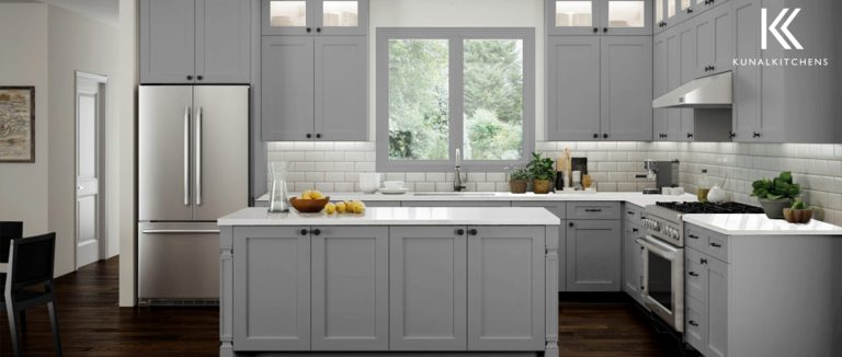 Kunal Kitchens launch new Grey Kitchen – 'Valencia Dove'